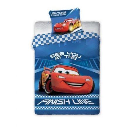 Комплект детского постельного белья для мальчика Cars