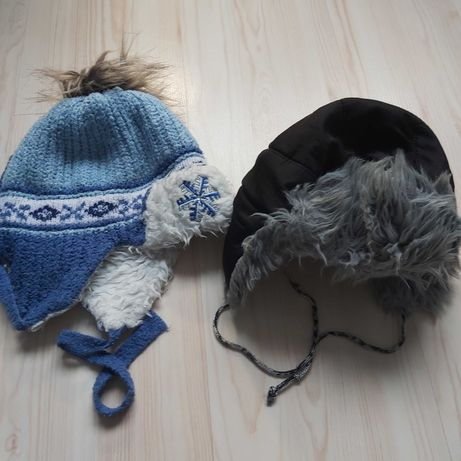 Зимняя шапка на 3 года
