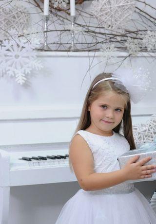новогодний карнавальный костюм снежинки ПРОКАТ
