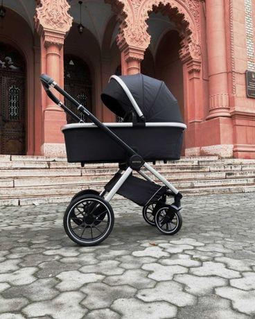 Универсальная коляска 2в1 CARRELLO Optima Люлька+прогулка