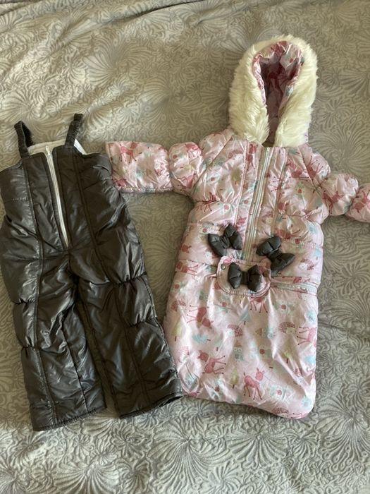 Зимовий Конверт, куртка, комбінезон 3в1 Ивано-Франковск - изображение 1