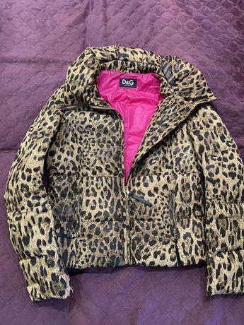 Куртка утепленная тигровая
