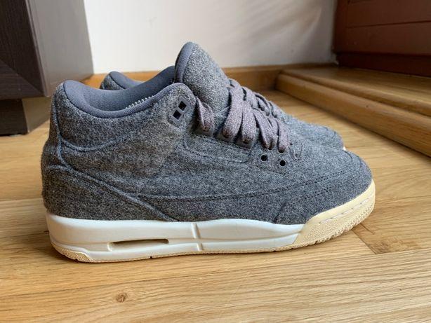 Buty damskie Jordan 3 Retro Wool r. 36,5 - 23,5 cm