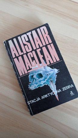 Alistair MacLean Stacja Arktyczna Zebra