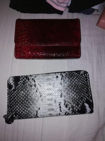 Nowe portfele damskie