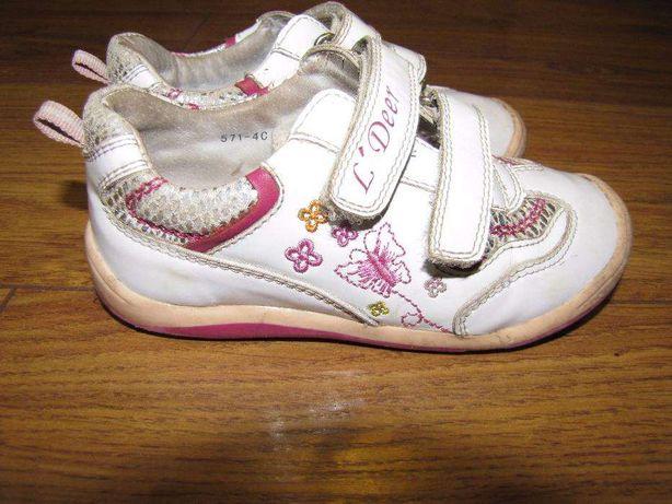кроссовки для девочки 25 размер 15,5 cм