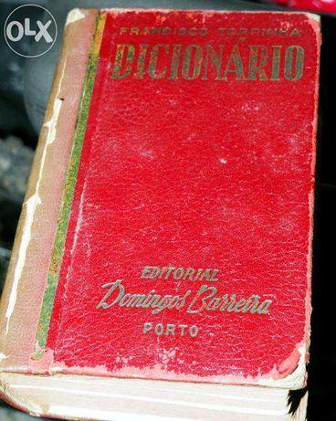 Dicionário lingua portugesa de Francisco Torrinha. 1959-Raro