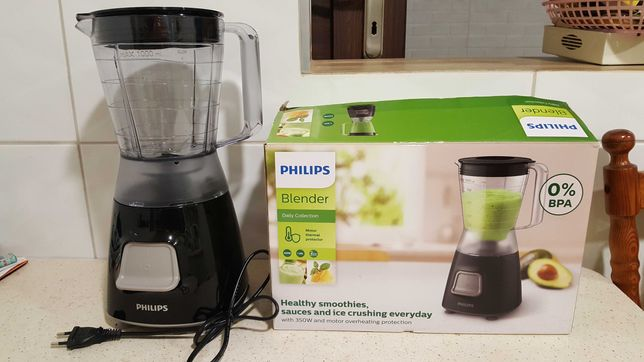 Blender stojący PHILIPS Daily Collection HR2052/90 nowy