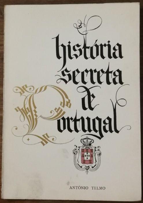 história secreta de portugal, antónio telmo Estrela - imagem 1