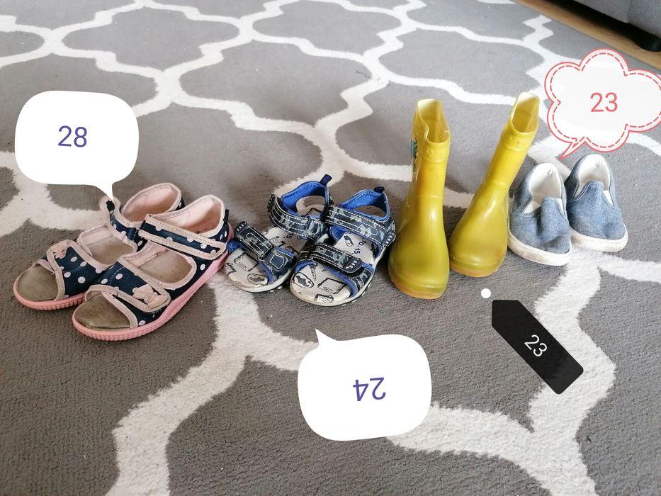 Oddam buty sandały kalosze tenisówki Iława - image 1