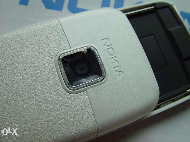 NOWA nokia E65 silver white biała