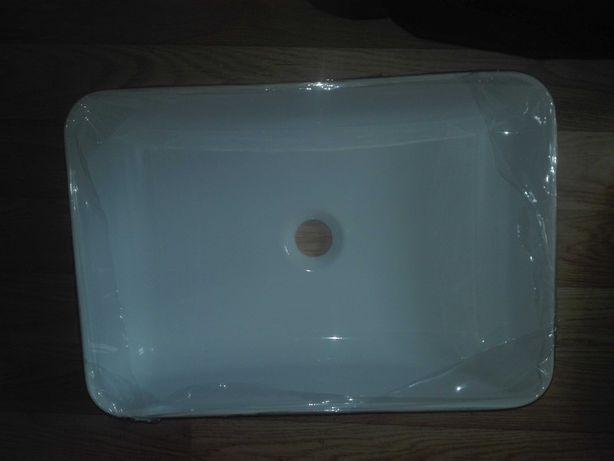 Nowa umywalka nablatowa crea 50 cersanit k114-001