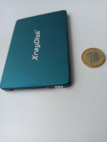 Dysk SSD512GB SATA3 max 550MB zapis/odczyt