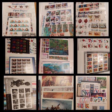 250 Klaserów - Kolekcja Znaczków   - znaczki pocztowe ** - możliwa zam