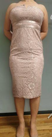 Нарядне жіноче плаття, розмір Л.