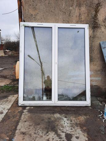 Okno tarasowe 2 m x 2.4 m