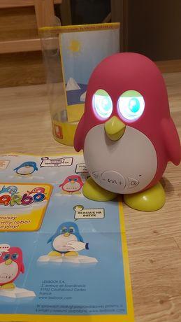 Interaktywny pingwin Marbo robot edukacyjny Lexibook