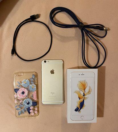 IPHONE 6S PLUS 64 GB / kolor złoty