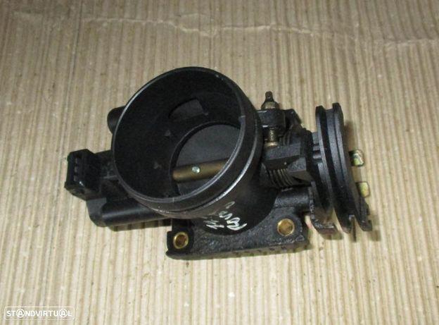 Borboleta para Rover 25 1.4 gasolina YF13B MHB102121 Y24 T005
