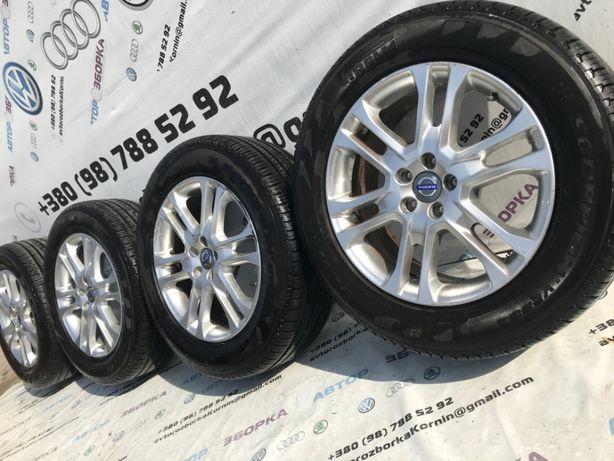 ДИСКИ шины Volvo Оригинал НЕ ВАРЕННЫЕ! колеса 7.5Jx18x55 2 вида Дисков