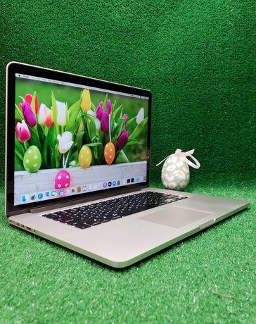 ХИТ ПРОДАЖ! Ноутбук Apple MacBook Pro 15 2015 i7/16/256 / РАССРОЧКА!