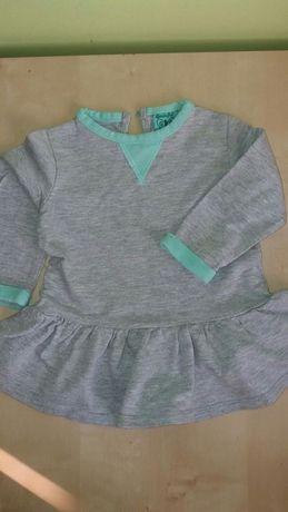 Sukienka, tunika 5 10 15 rozmiar 74