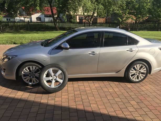 Mazda 6 orginał 185 tys zamiana