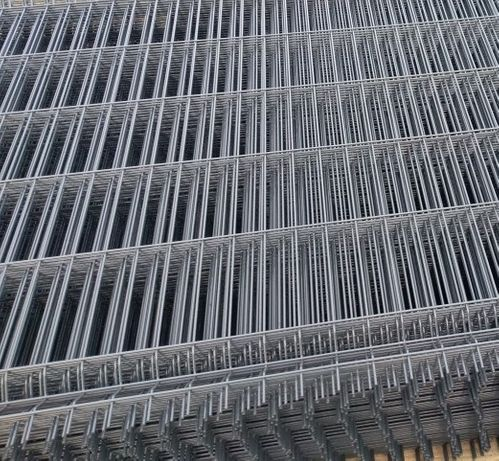 Panel ogrodzeniowy 123 cm + podmurowka 20 cm fi 4 ogrodzenia