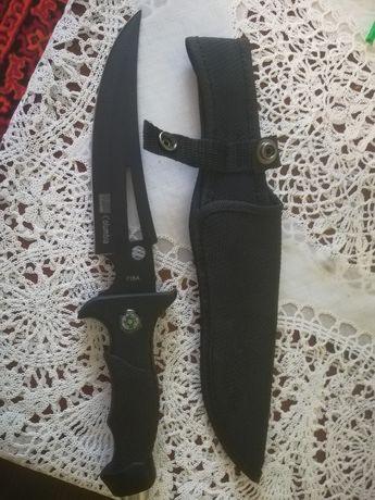 нож охотничий,новый