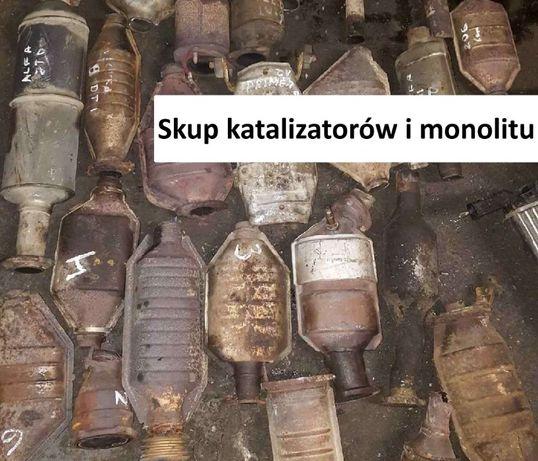 Skup katalizatorów i monolitu Szczecin Koszalin Wałcz Stargard Gryfice