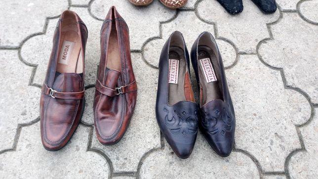 Обувь разного размера