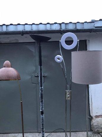 lampy podłogowe ,cztery sztuki