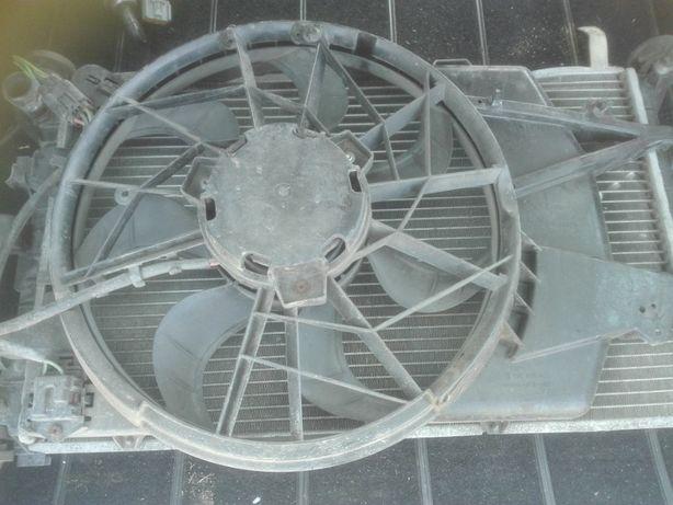 Chłodnica klimatyzacji,wody wentylator ford focus 1.8TDDI