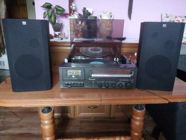 Vintage Schneider Music Center System TS1403S