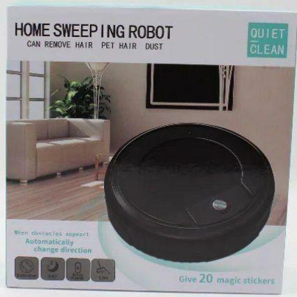 Робот-Пылесос Home Sweep Robot для влажной уборки
