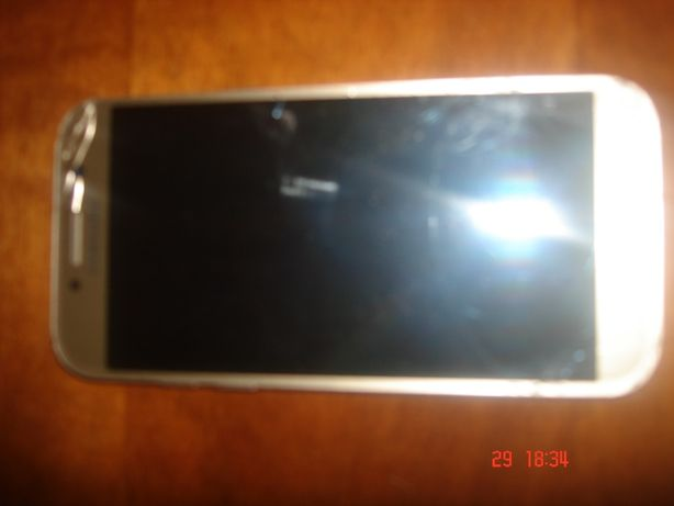 Samsung Galaxy A5 GOLD Uszkodzony Wyświetlacz
