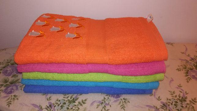 Ręczniki kąpielowe 5 szt