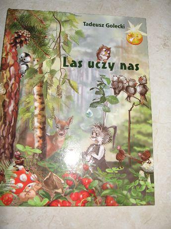 Las uczy nas - Tadeusz Golecki