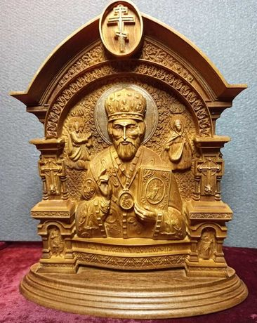 Икона разная Св. Николай Чудотворец
