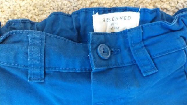 Spodnie Reserved r 92