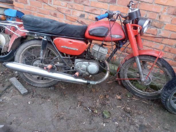 Мотоцикол Мінск 125