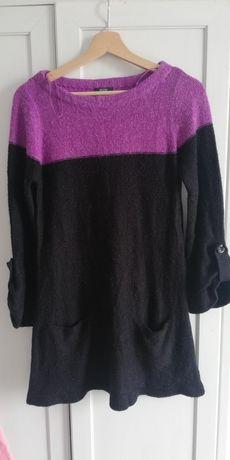 Sweter swetr F&F roz. L XL 40 42