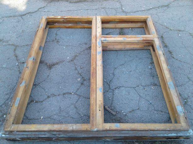 Продаю оконные блоки деревянные