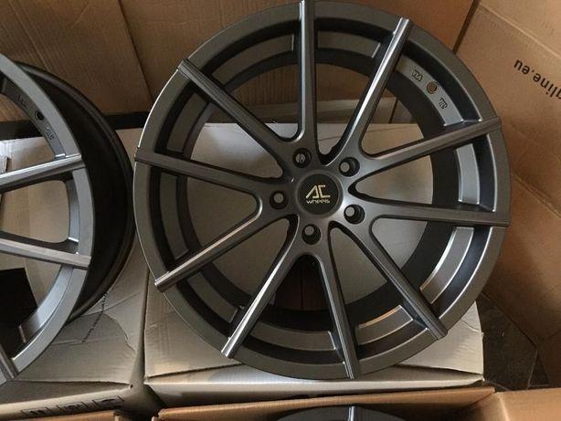 Felgi 19 AC WHEELS model CRUZE 5x120 BMW Opel INSIGNIA VW T5 Radom