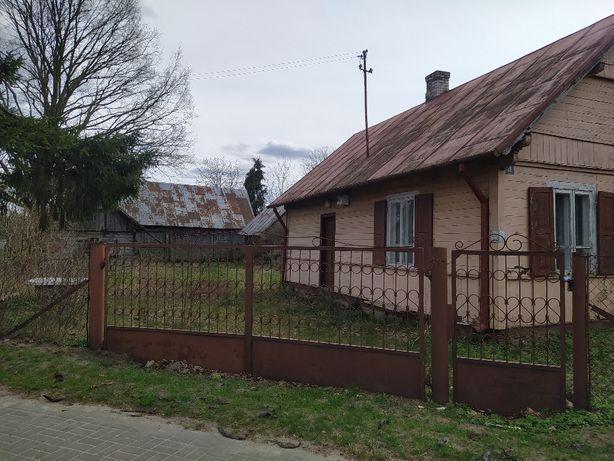 Działka z domkiem 15ar Brańszczyk