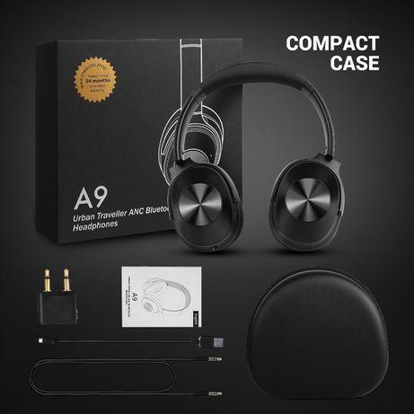 Oneodio A9 aktywne słuchawki Bluetooth z redukcją szumów z mikrofonem