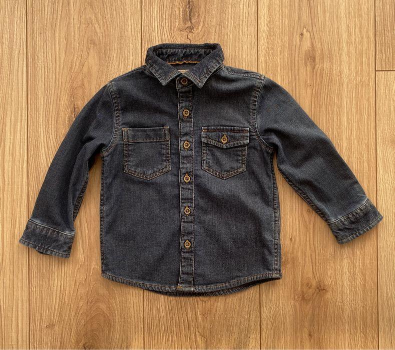 Next koszula jeansowa na chlopca 1,5-2 lata Jasło - image 1