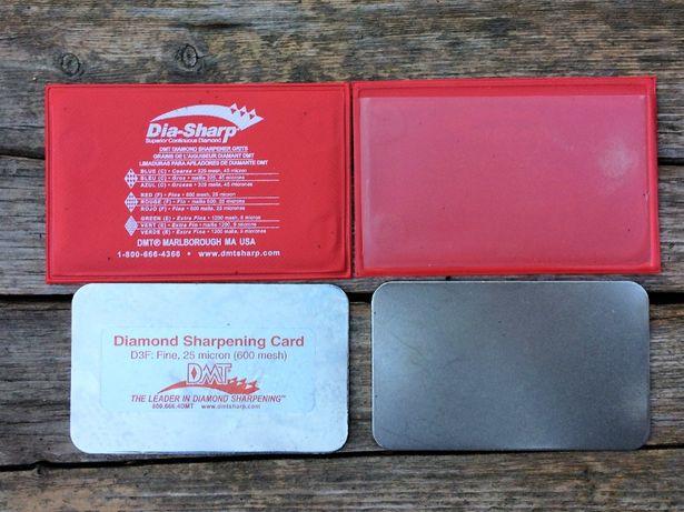 DMT™ Dia-Sharp® Credit card Алмазный точильный камень Made in USA