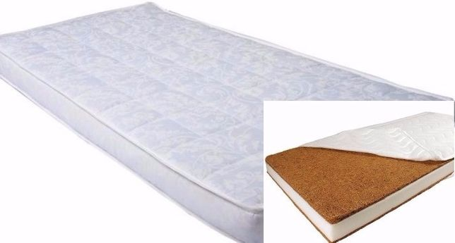 Матрас матрац в детскую кроватку 120*60
