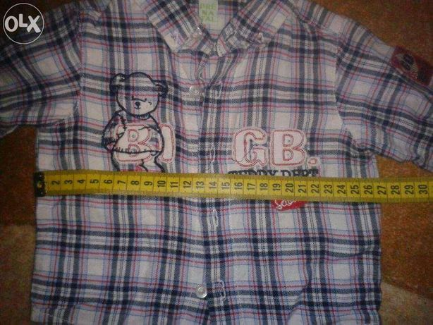 Cорочка-рубашка 0-6міс